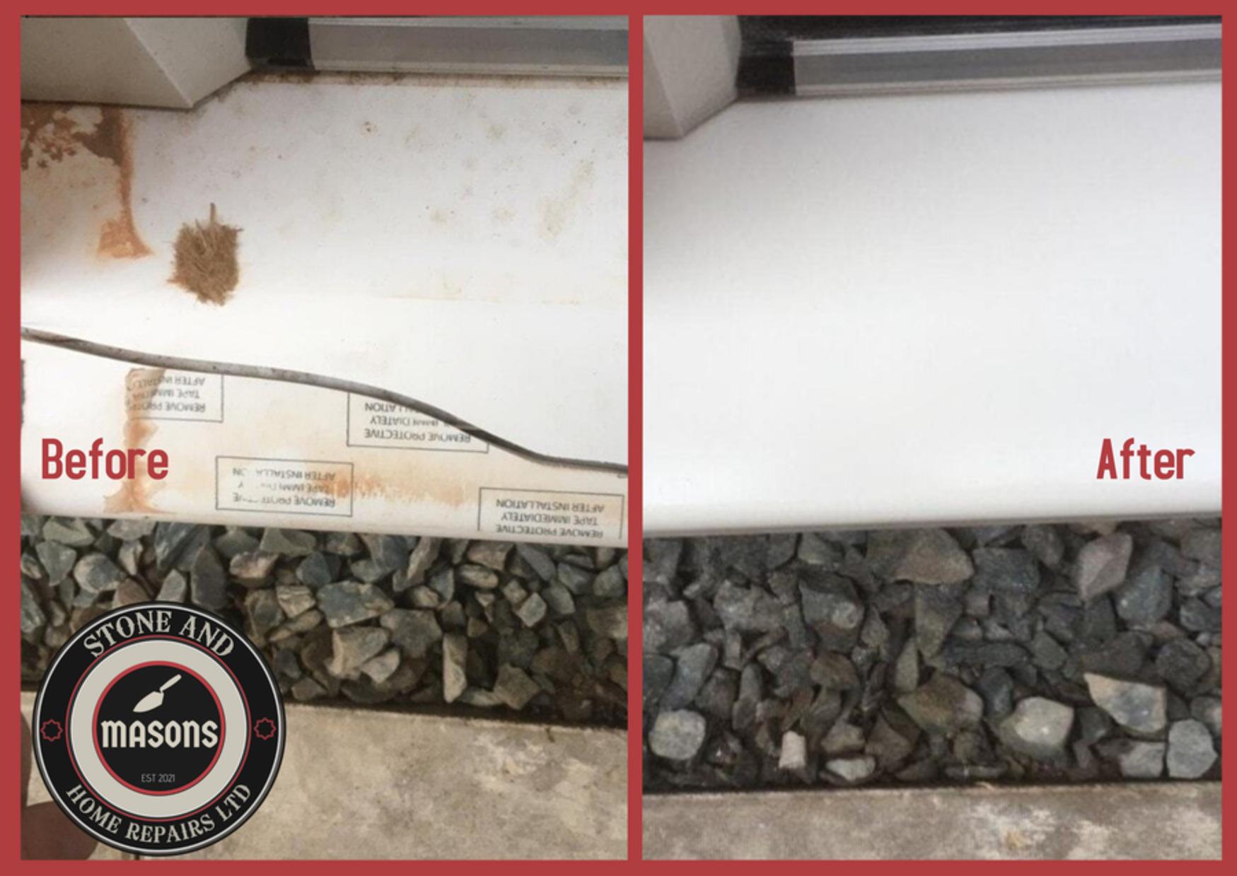 repair door sill